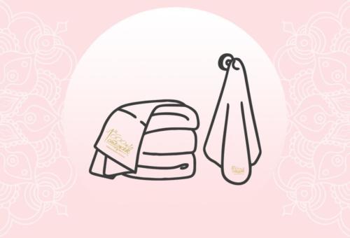 Полотенца с именной вышивкой